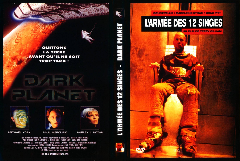 L Armee Des 12 Singes Dark Planet Jaquette Dvd Sur Degainecom