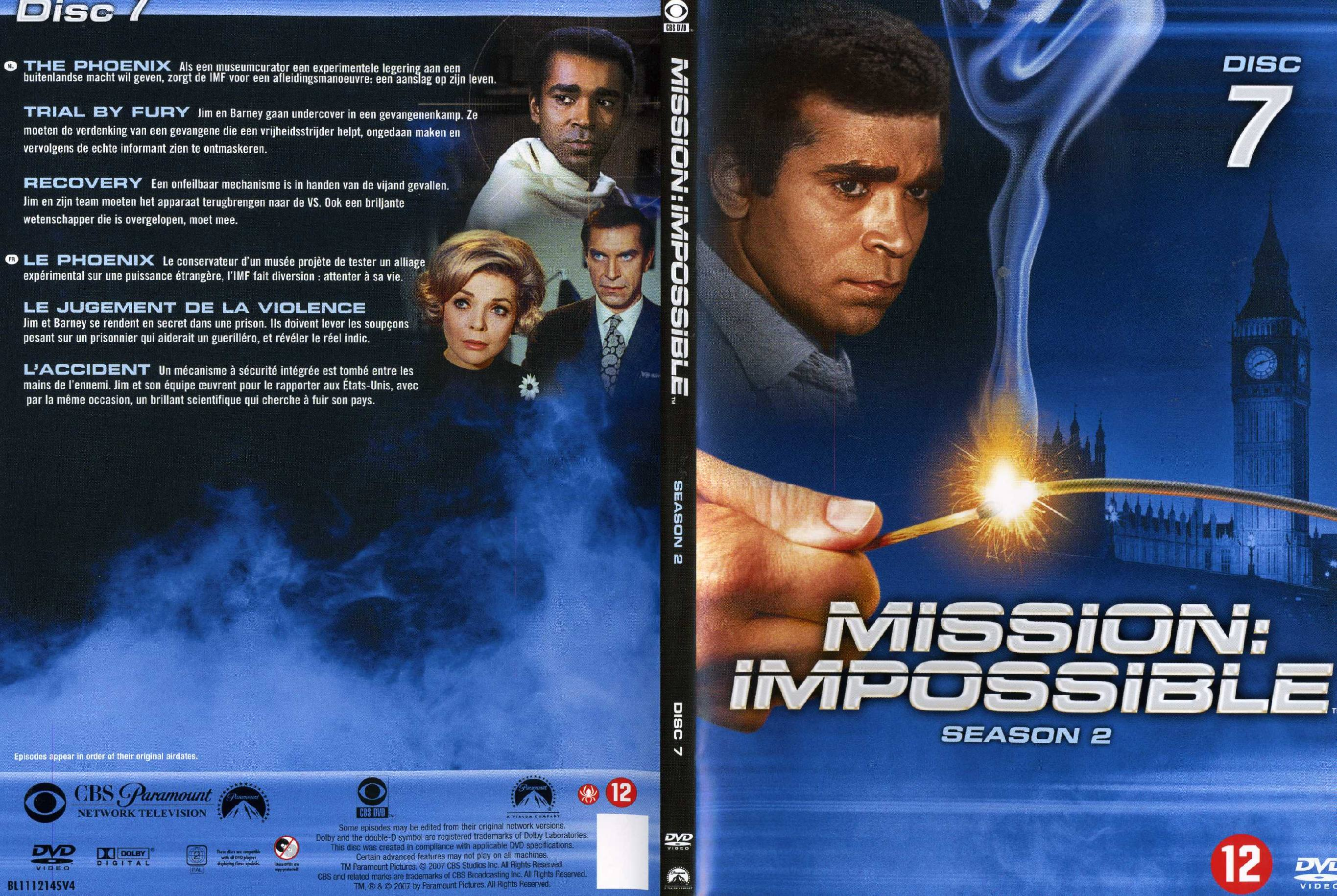 In the 4th installment of the Mission Impossible series, Ethan Hunt (Cruise) and his team are racing against time to track down a dangerous terrorist named Hendricks (Nyqvist), who has gained access to Russian nuclear launch codes and is planning a strike on the United States.