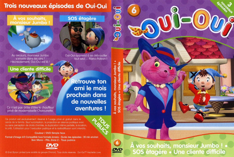 Oui Oui Vol 06 Jaquette Dvd Sur Degaine Com