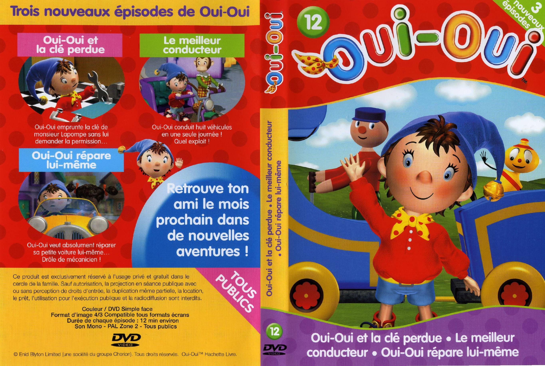 Oui Oui Vol 12 Jaquette Dvd Sur Degaine Com
