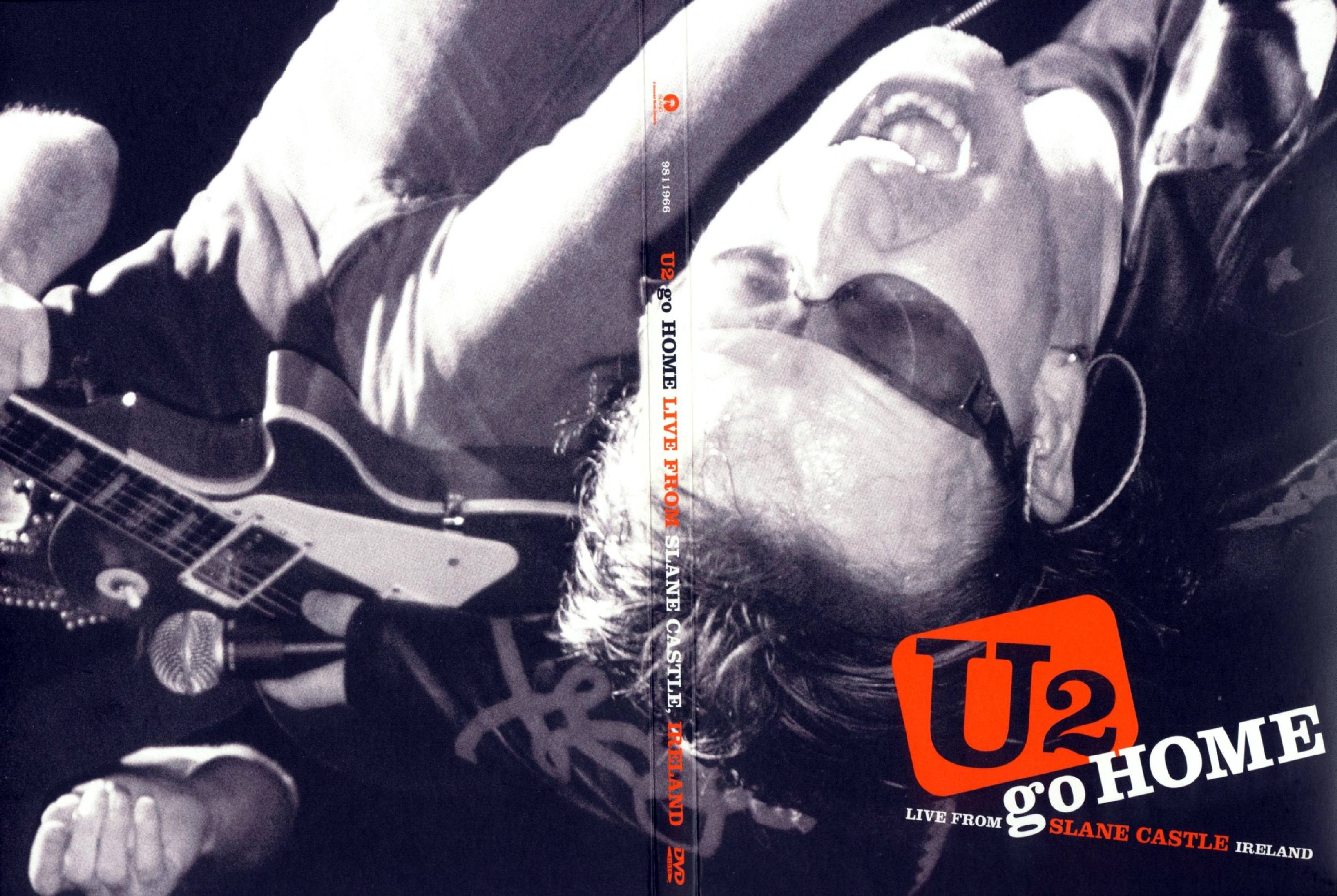 U2 go home livre from slane castle